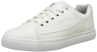 G-Star Raw Scuba Low, Zapatillas para Hombre, Blanco (White), 41 EU