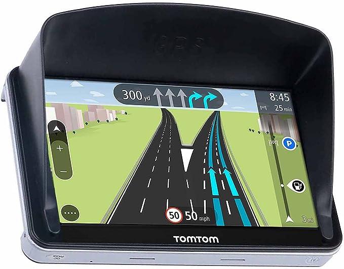 Zhiyi Parasol antirreflejos para TomTom Start 50 - Navegador GPS ...