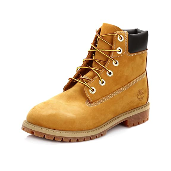 451a5d4ee5 Timberland Original Classic Junior 6-Inch-Boots, hellbraun für Damen:  Amazon.de: Schuhe & Handtaschen
