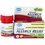 Hyland's Seasonal Allergy Relief -- 60 Tablets