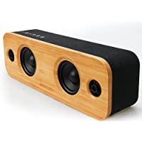 Mokcao Life 30-watt Bamboo Bluetooth Speaker
