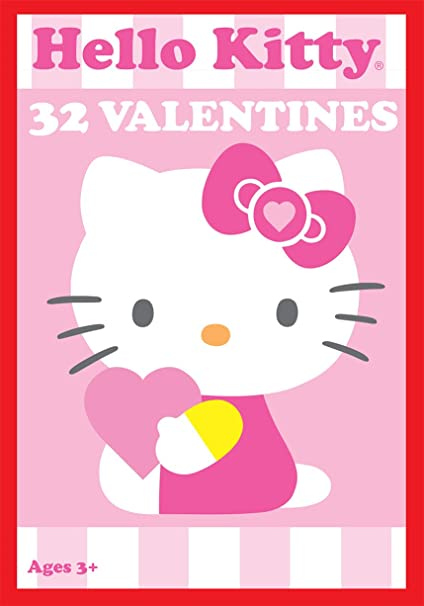 Amazon Com Paper Magic 32ct Showcase Hello Kitty Kids Classroom