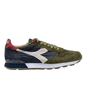 Grün   Rot   Blau Herren Sneaker TRIDENT 90 S diadora