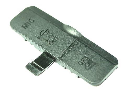 Amazon com : Halcon Parts Nikon D3200 Left Cover USB HDMI GPS A/V