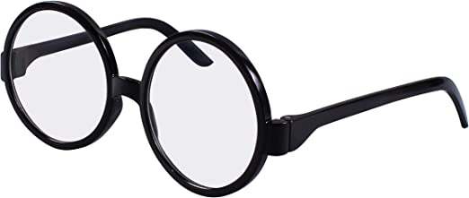 Costume Cosplay Harry Potter  Glasses Dress Up Spectacles Halloween Sliver //ND