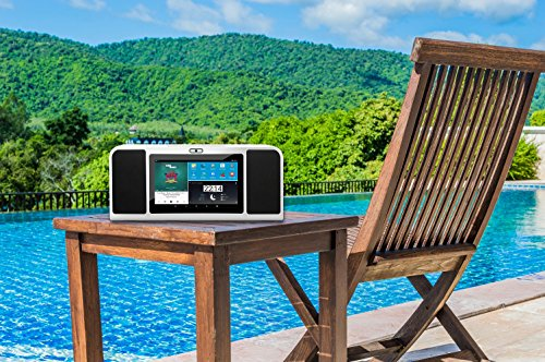 Azpen A770 TableTop 7 inch Tablet with BoomBox Speakers(Rose Gold) by Azpen (Image #3)