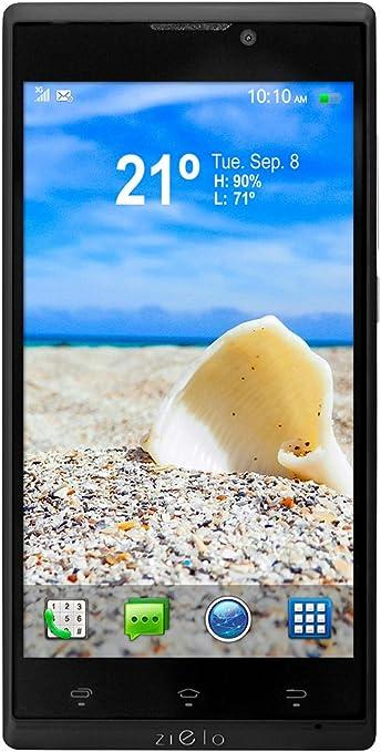 Woxter Zielo Z800 HD - Smartphone de 5