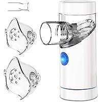TOPERSUN Nebulizador Eléctrico Inhalador Portatil Ruido Bajo USB