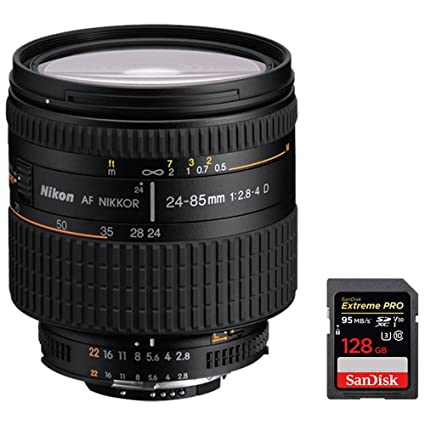 fb3463b8b64 Amazon.com   Nikon (1929) AF FX Full Frame NIKKOR 24-85mm f 2.8-4D ...