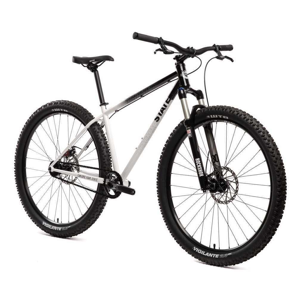 State Bicycle Co Pulsar Single Speed 29er Mountain Bike