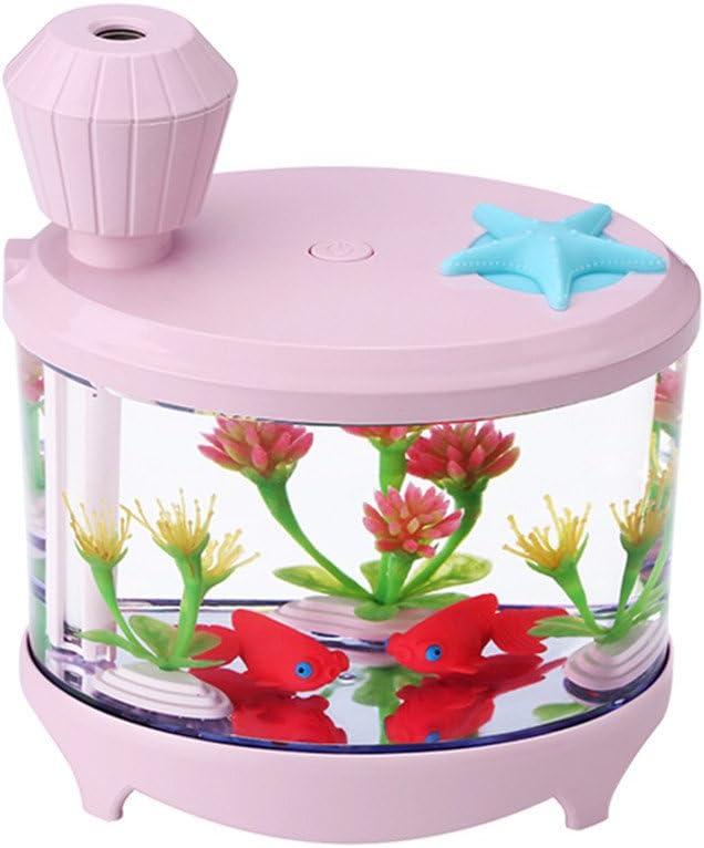 ルテンズ(Lutents)加湿器 超音波式 ミニ加湿器 金魚鉢 バンブー 超音波加湿器 usbポータブル付き 卓上 車載加湿器 空気清浄器 おしゃれ プレゼント