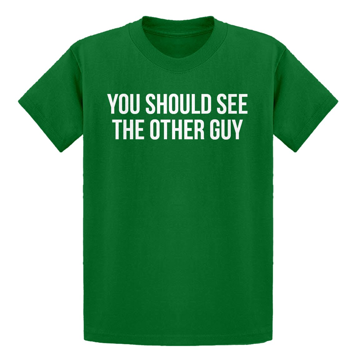Indica Plateau You Should See The Other Guy Youth T-Shirt 3606-Y