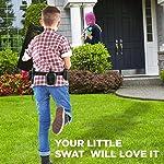 Ultimate tout-en-un ensemble de jeu de rôle policier pour les enfants - Comprend SWAT Shield, ceinture réglable, lampe… 9