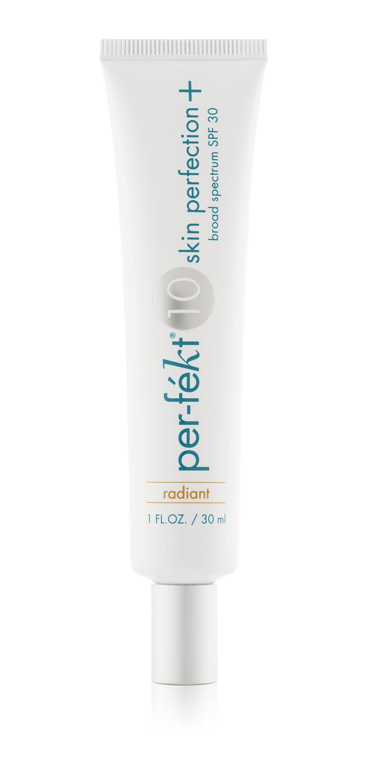 Per-fekt Skin Perfection Gel - Radiant - 1 3 Pk Dr. Dans All Natural Hypoallergenic Lip Balm Chemical/PABA Free .14oz Ea