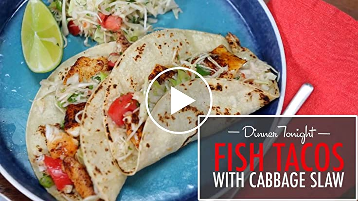 How to make fish tacos with cabbage slaw for How to make fish tacos
