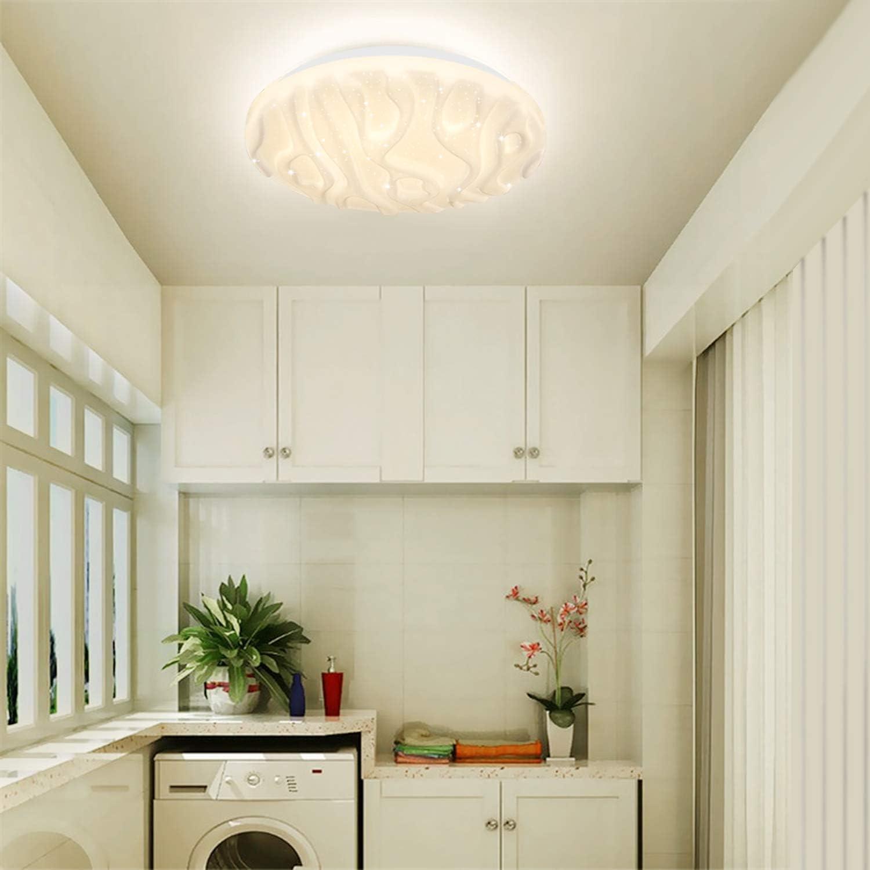 LUSUNT Ceiling Light LED Bathroom Bedroom Ceiling Lights for Dining Room Kitchen Living Room Hallway Modern Ceiling Light Waterproof 18W 4000K 1500lm