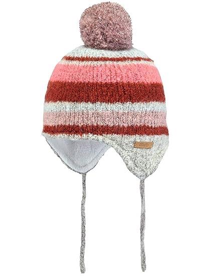 Barts-Bonnet Pompon Rose Bebe Fille du 1 au 3 Ans  Amazon.fr  Vêtements et  accessoires 034db5de75e