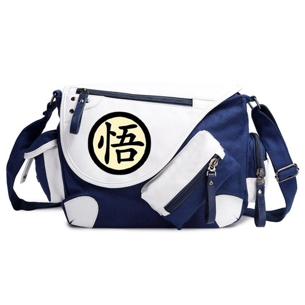 YOYOSHome Anime Dragon Ball Z Cosplay Handbag Cross-body Bag Messenger Bag Shoulder Bag