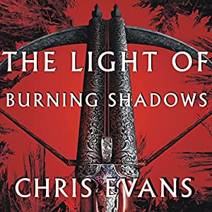 The Light of Burning Shadows Audiobook