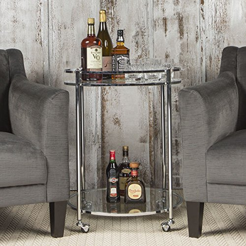 Studio Designs Home Veranda Round Cart