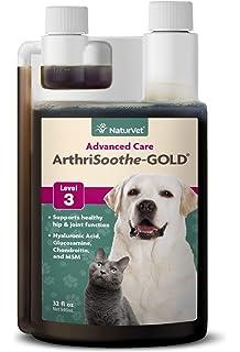 Amazon.com: naturvet clínicamente probado arthrisoothe-gold ...