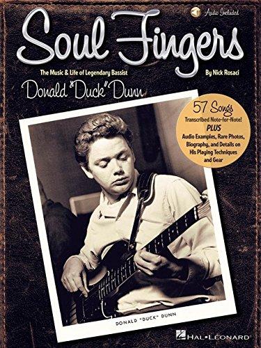 Bass Transcription - Soul Fingers: The Music & Life of Legendary Bassist Donald