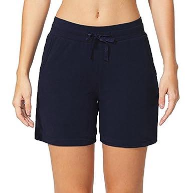 883b6e20cd Sommerhosen Damen Kurz Luckycat Shorts Damen Sommer High Waist Damen Casual  Shorts Hose Sommerhosen Pants Hosen