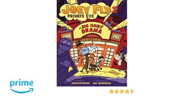 Amazon Big Hairy Drama Joey Fly Private Eye Book 2