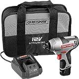 "Craftsman Nextec 12.0 V Variable Speed 0-2200 RPM 1/4 "" Li-Ion"