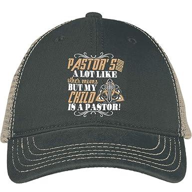 FLOSTORE My Child is A Pastor Hat 9f40c694cf67