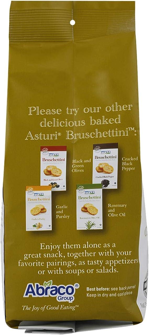 Asturi Bruschettini, Classico Virgin Olive Oil, 4.23 Ounce ...