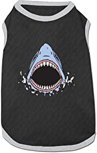 Agilitynoun Dog T-Shirt Clothes Shark Lives Doggy Puppy Tank Top Pet Cat Coats Outfit Jumpsuit Hoodie
