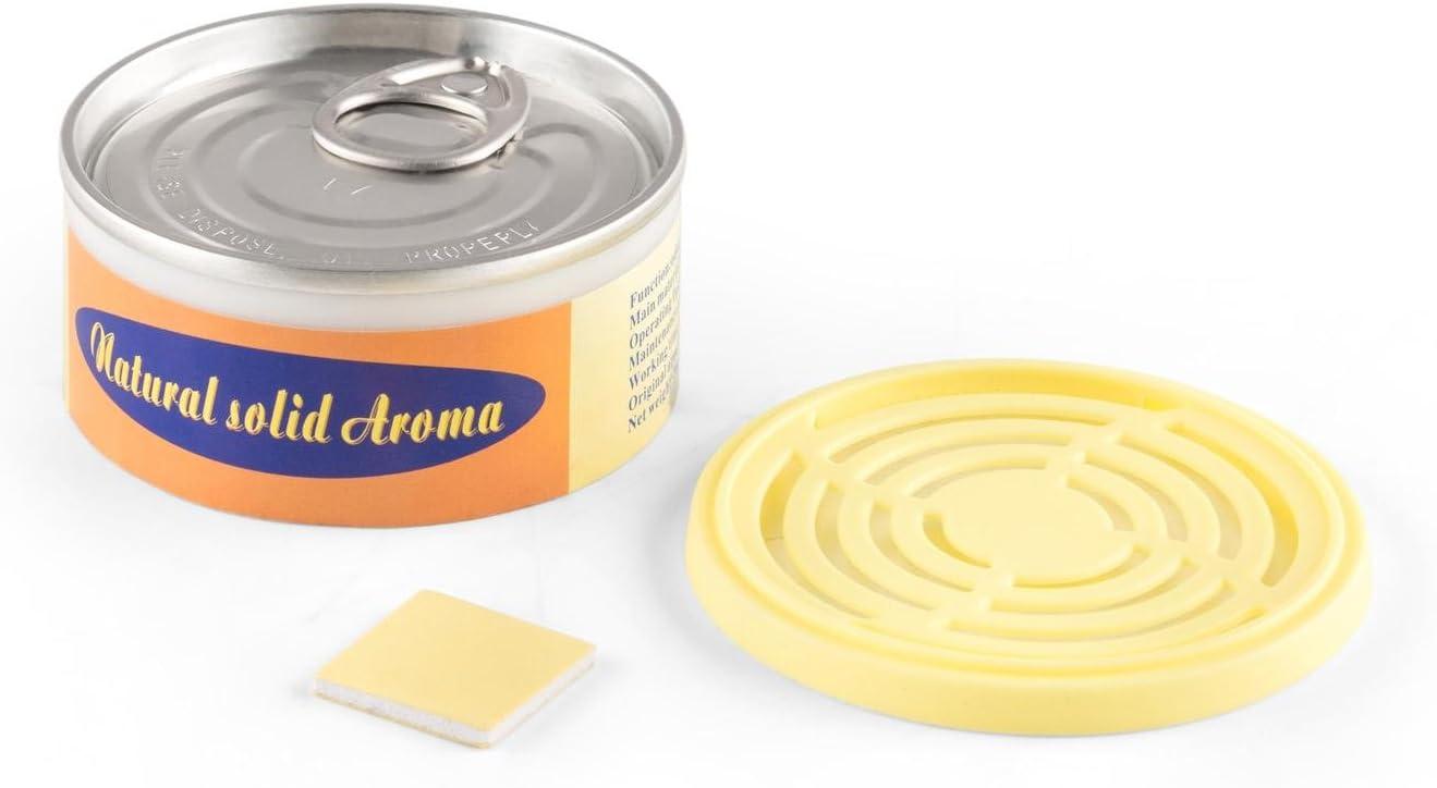 accesorio para purificador de aire Klarstein Tramontana Cartucho de recambio de aroma a lim/ón