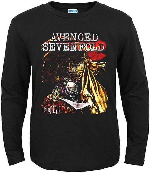Avenged Sevenfold A7X - Camiseta de manga larga para ...