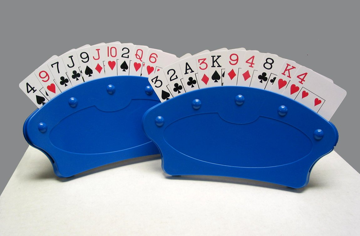 Playing Card Holders (2) - JC673
