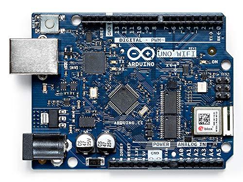 Arduino UNO WiFi REV2 [ABX00021] by Arduino (Image #2)