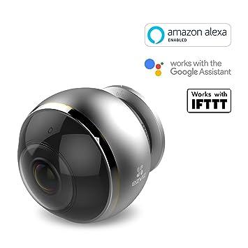 ezviz C6P 3 MP MINI Pano 360 grados Panorámica IP Smart Home CCTV seguridad cámara de