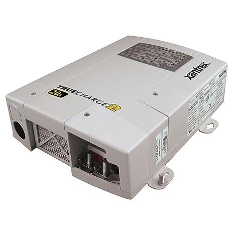 Amazon.com: Xantrex truecharge Cargador de 2 20 Amp 3 banco ...