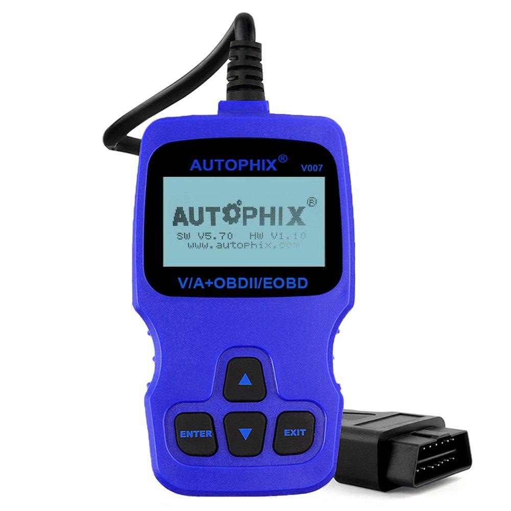 AUTOPHIX V007 Auto-Code-Lesegerä t, Motor, ABS, Airbag, Automatikgetriebe, SRS, EPB, Ö l, Diagnose-Scan-Werkzeug