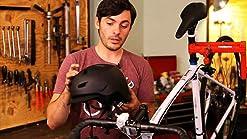 Incredibell Adjustabell 2 Bell Black Bicycle Bike Bell 34mm Dome