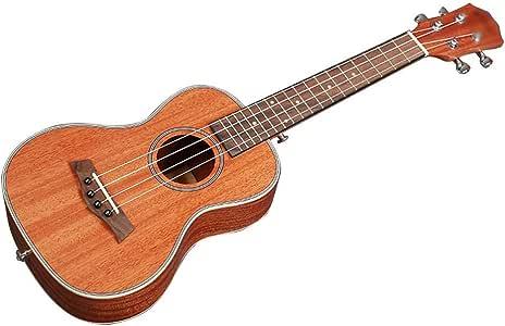 Dhrfyktu ukelele ukelele ukelele de 23 pulgadas caoba guitarra ...