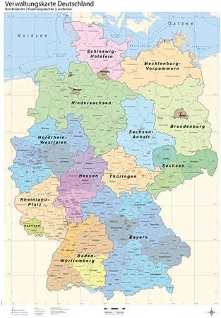 Deutschlandkare