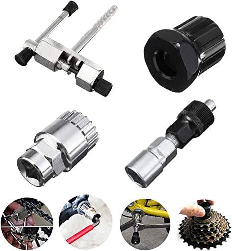 Explopur Kit de Herramientas de reparación de Bicicletas ...