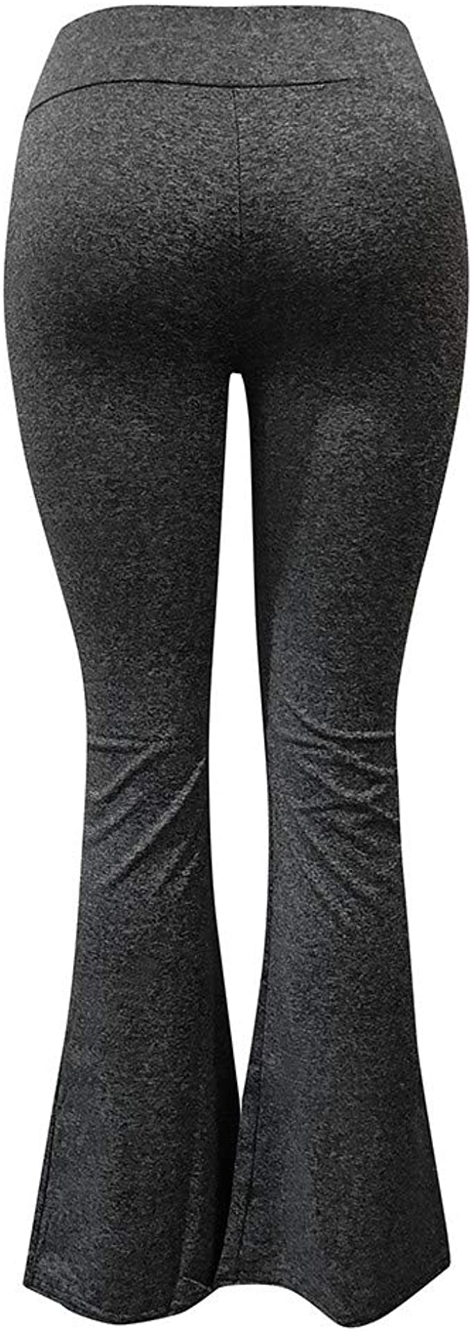 ZZpioneer Womens Casual Print Leggings Sports Workout Pants Lounge Yoga Athletic Pants Trouser