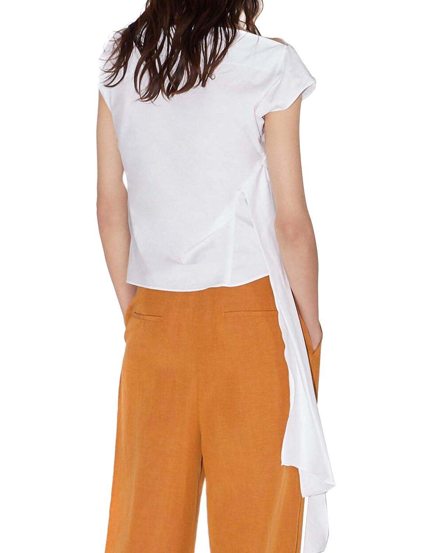 Top Popeline Femme Avec Lacet 2836872Vêtements Zara En SzGUMVqLp