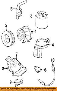 General Motors 12569240 Manifold Absolute Pressure Sensor