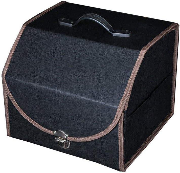 Im Freien,A,35 * 32 * 30cm JUZZQ Zusammenklappbare Vorratsbeh/äLter F/üR Zuhause Kofferraum-Organizer Faltbarer W/üRfel-Vorratsbeh/äLter Langlebige Stapelbare Transportkisten Auto-Aufbewahrungsbox