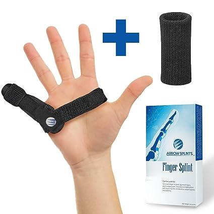 Amazon Com Mallet Finger Splint Trigger Finger Brace Finger