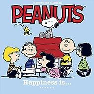 Graphique 2018 Peanuts Happiness Is Mini Calendar