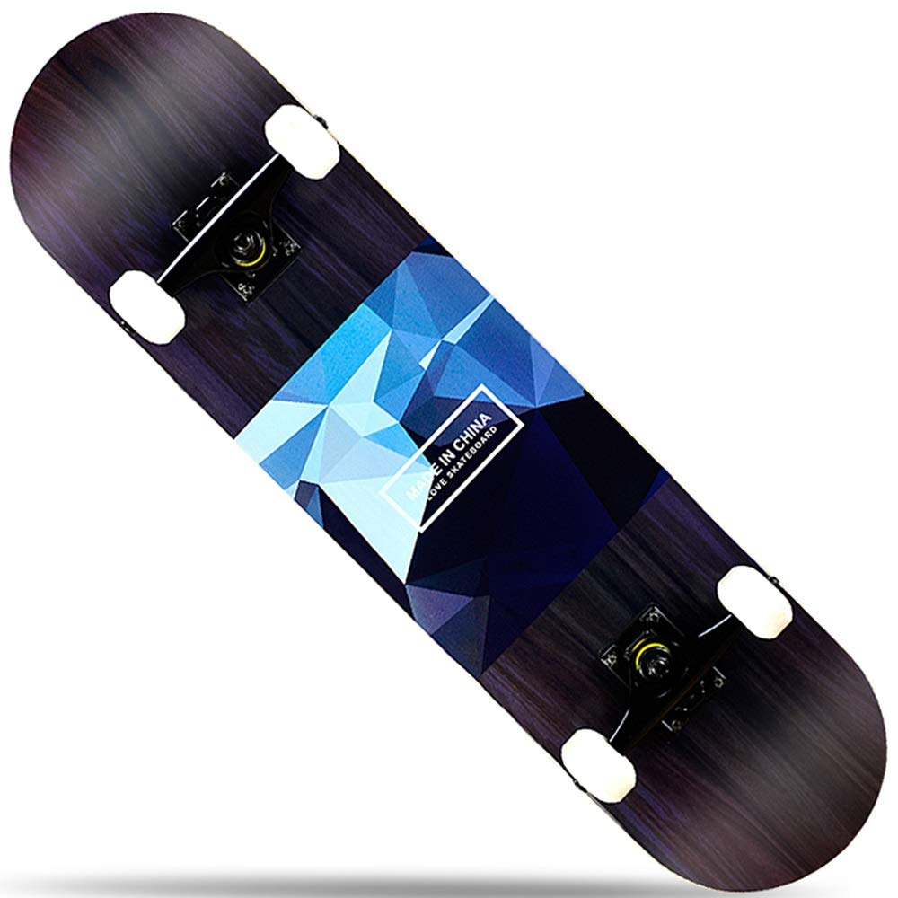 割引発見 スケートボードファッションパターン7層メイプルエメリー四輪旅行初心者スクーター31インチ A B07H94KP7W B07H94KP7W A A A, マペット:a6f3ed78 --- a0267596.xsph.ru